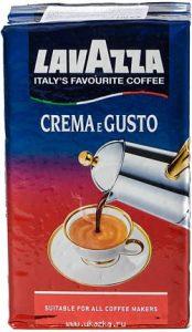 Кофе LAVAZZA Crema E Gusto 250 GR 3876