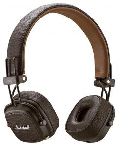 Qulaqlıq Marshall Major 3 Bluetooth Brown