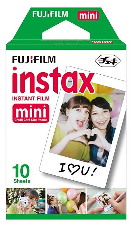 Kamera üçüm katridj Instax Mini Card (10 sheet) - 1