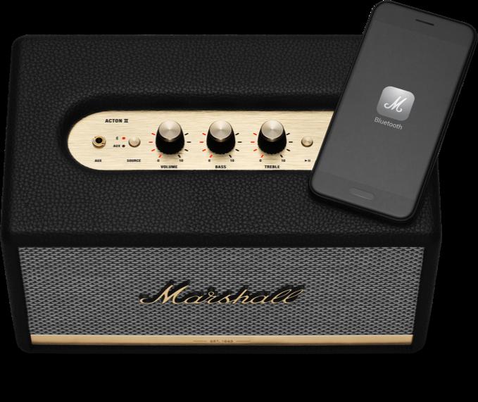 Marshall Acton 2 Bluetooth   - 3
