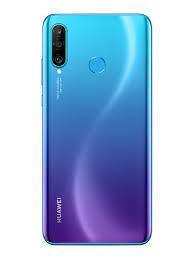 Huawei P30 Lite Blue - 2