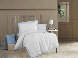 Benita uşaq yataq dəsti (mavi)