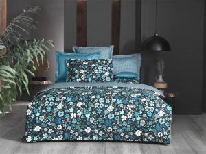 Hillary iki nəfərlik yataq dəsti (mavi)