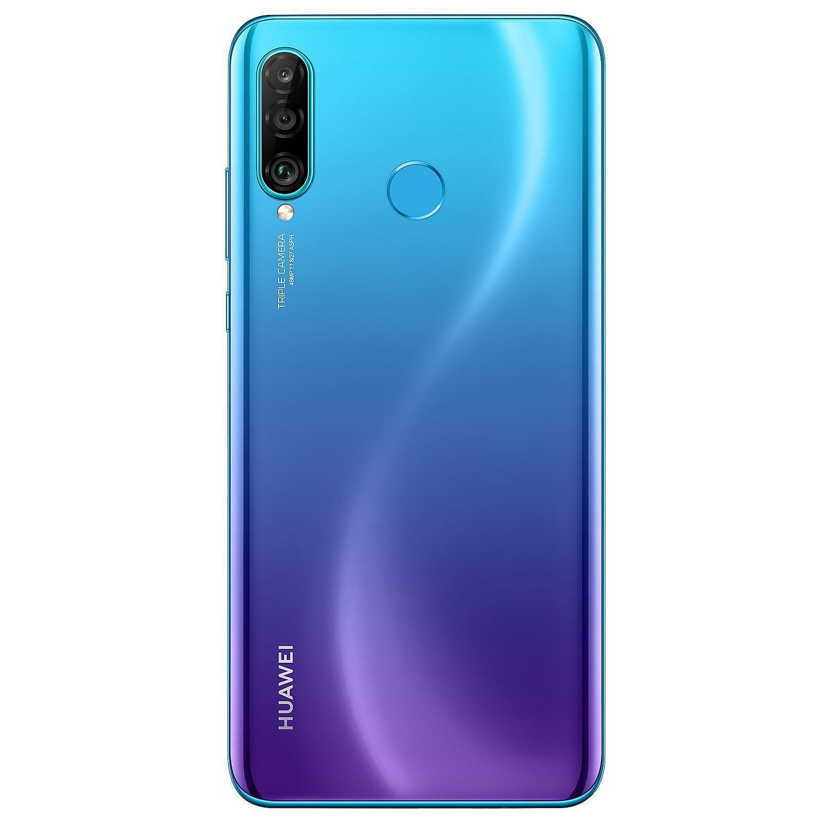 Huawei P30 Lite Blue - 3