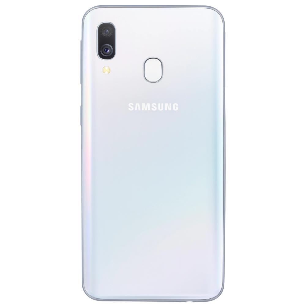 Samsung Galaxy A40 DS (SM-A405) white - 4