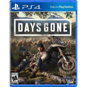 Disk   Playstation 4 (Days Gone)