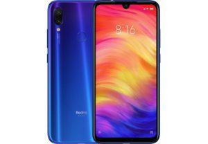Xiaomi Redmi Note 7 4GB/64GB Blue
