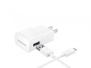 AC Charger Samsung + Micro USB White EP-TA12EWEUGRU