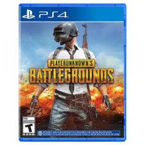 Disk Playstation 4 (Playerunknow's Battlegrounds)