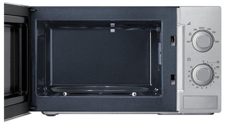 Mikrodalğalı soba SAMSUNG ME81MRTS/BW  - 3