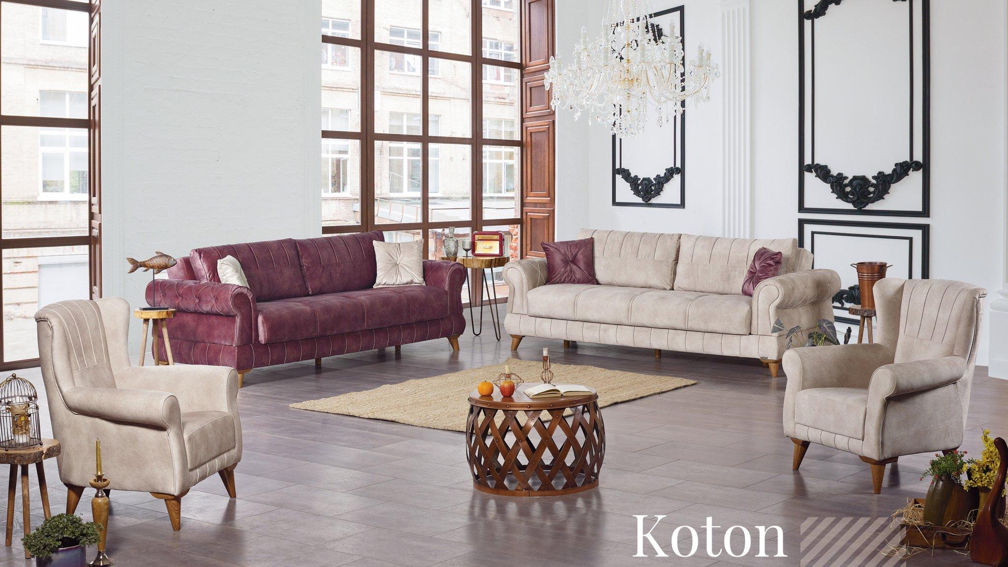 Boldera - Koton yumşaq dəsti
