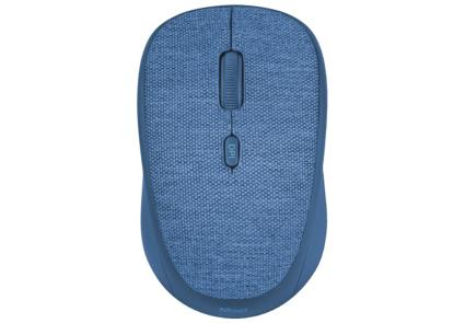 Mouse Trust Yvi Fabric Wireless Blue - 1