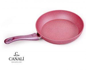 Tava CANALI Granit Pink 28 sm