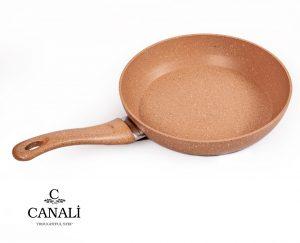 Сковородка CANALI Granit Brown 32 sm