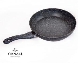 Сковородка CANALI Granit Gri 32 sm