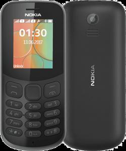 NOKIA 130 DS BLACK