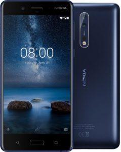 Nokia 8 DS BLUE