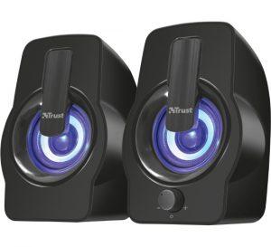 Səs Gücləndirici  Trust Gemi RGB 2.0 Speaker