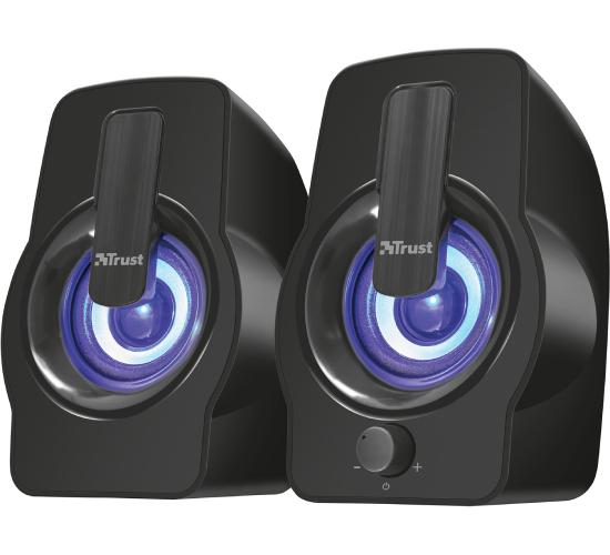Səs Gücləndirici  Trust Gemi RGB 2.0 Speaker  - 1