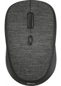 Mouse Trust Yvi Fabric Wireless Black