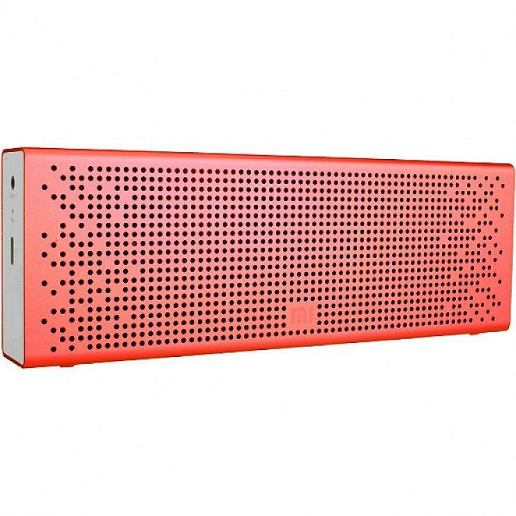 Xiaomi Mi Bluetooth Speaker Red  - 3