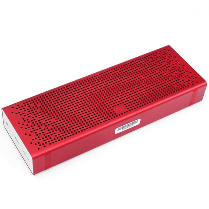 Xiaomi Mi Bluetooth Speaker Red  - 4