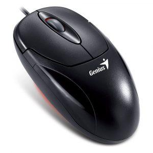 Mouse Genius XScroll G5 Black