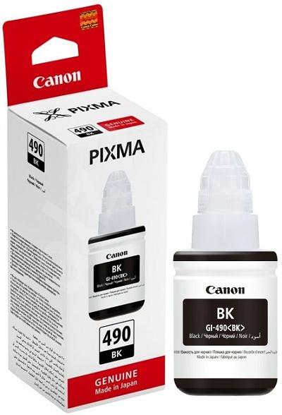 Kartric Canon Pixma INK GI-490 Black  - 1