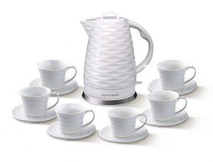 Keramik çay dəsti HOFFMANN СKT1720X