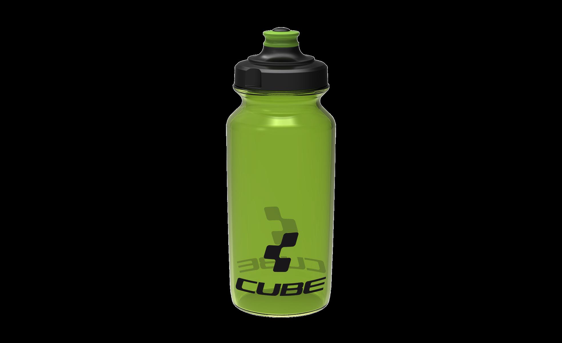 Bottle Cube 0.5 l Green  - 1