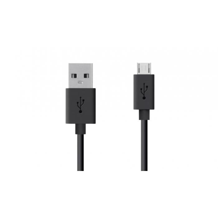 Belkin Mixit Micro USB Sync 2M Black  - 1