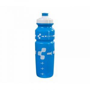 Bottle Cube 0.75 l White/Blue