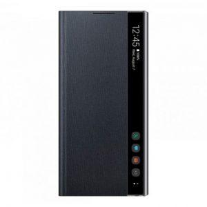 Samsung Note 10 Clear View Cover Black EF-ZN970CBEGRU