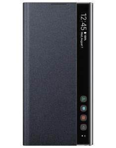 Samsung Note 10 Plus Clear View Cover Black EF-ZN975CBEGRU