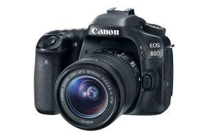 Fotoaparat Canon EOS 80D EF18-55 IS KIT