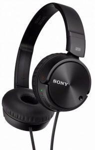 Qulaqlıq Sony ZX-110AP Black