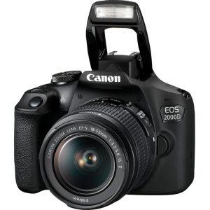Fotoaparat Canon EOS 2000D Kit 18-55