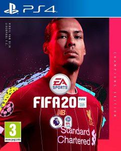 Disk Playstation 4 (Fifa 2020)