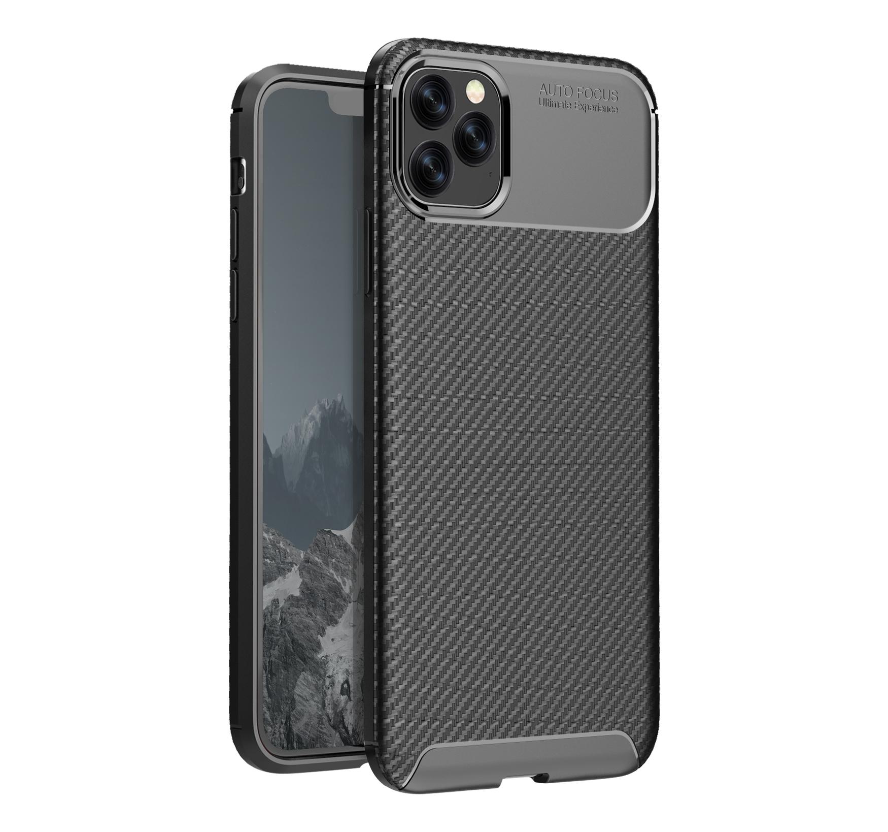 Viva Madrid Vanguard Carbon Black iPhone 11 6'1  - 1