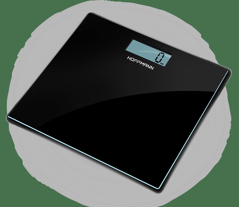 Весы Hoffmann BS180B 2200091303486 - 1