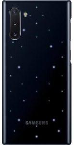 Samsung Note 10 LED Cover Black EF-KN970CBEGRU