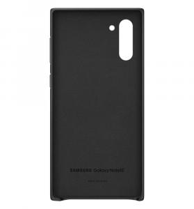 Samsung Note 10 Leather Cover Black EF-VN970LBEGRU
