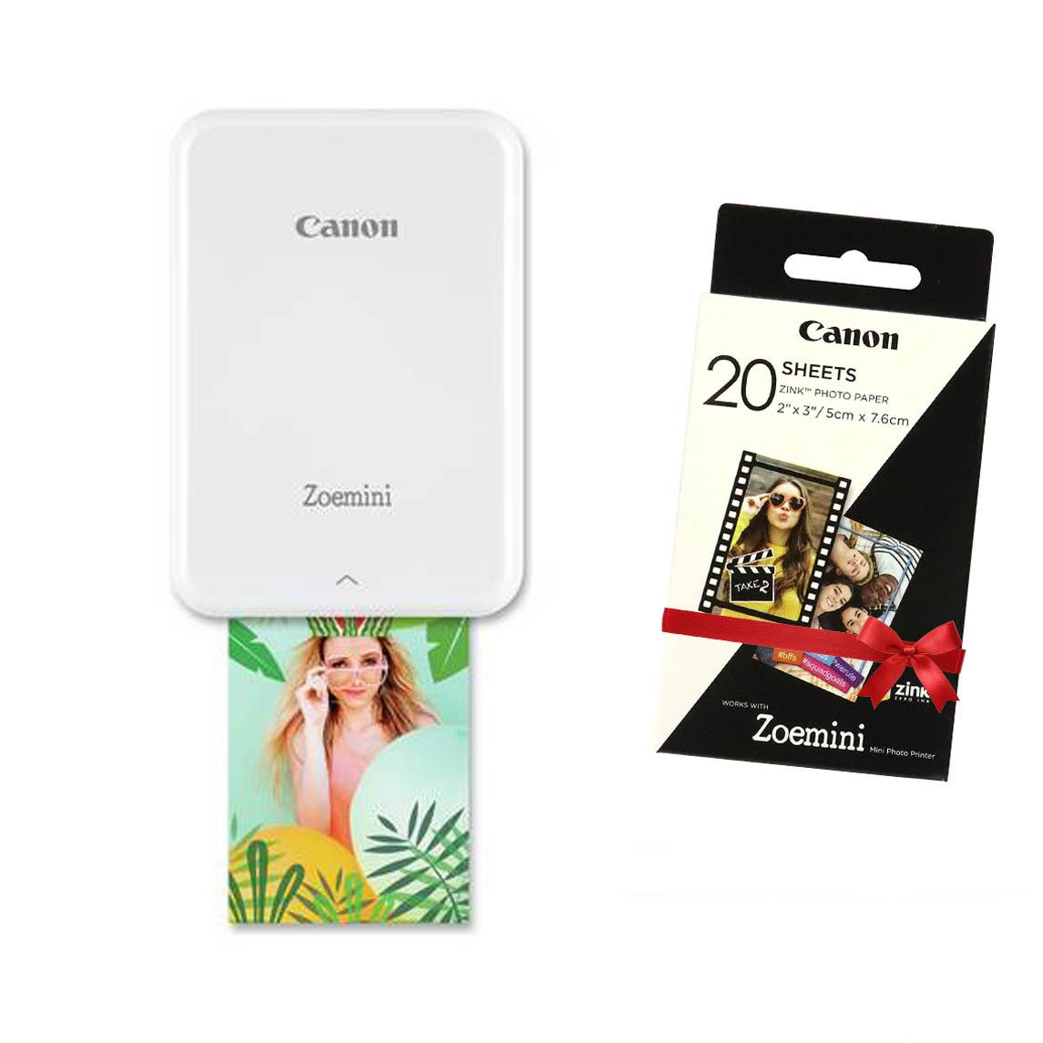 Canon Zoemini Fotoprinter White