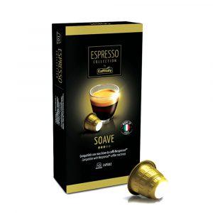 Qəhvəbişirən ucun kapsul Nespresso Retail Soave