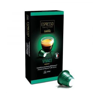 Qəhvəbişirən ucun kapsul Nespresso Vivace