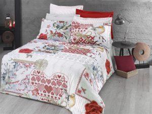 Yataq dəsti - Tekstil KAJE FLANEL NT CK 2Y D, Varyant1