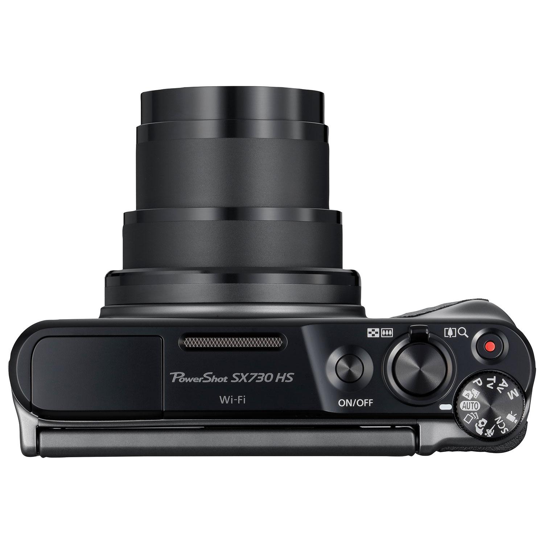 Fotoaparat Canon POWERSHOT SX730HS BK  - 5