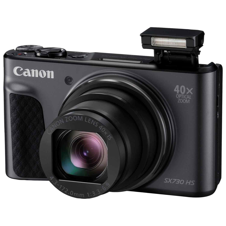 Fotoaparat Canon POWERSHOT SX730HS BK  - 2