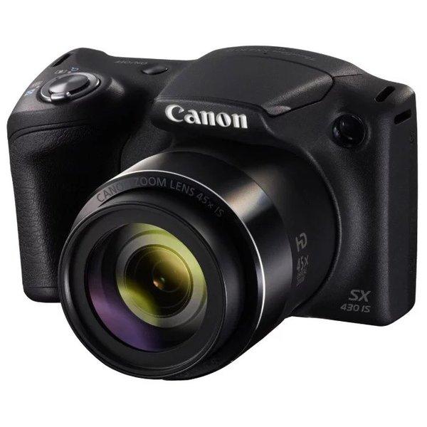 Fotoaparat Canon PowerShot SX430IS RUK  - 1