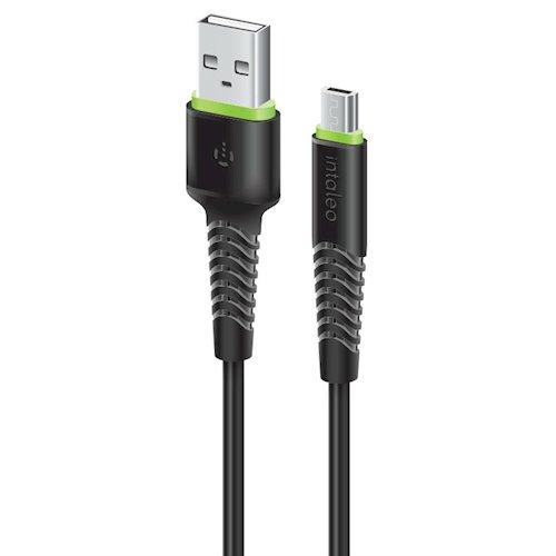Intaleo Micro Usb Cable 3M Black  - 1